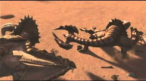 Monster Hunter G - Diablos Ecology