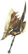 FrontierGen-Great Sword 020 Low Quality Render 001