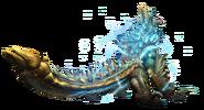MHP3-Zinogre Render 002