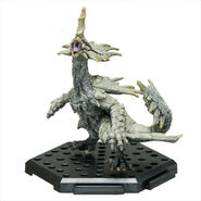 Capcom Figure Builder-White Monoblos Figure 001