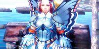 Rhopessa Armor (Blademaster) (MH3U)