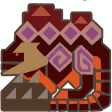 File:MH3U-Rust Duramboros Icon.png