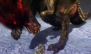 MH3U-Savage Deviljho Screenshot 002