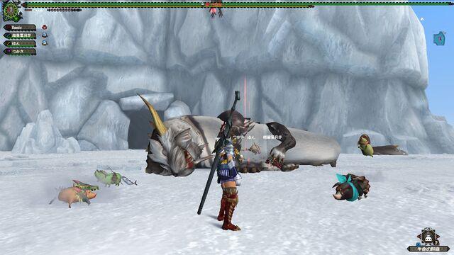 File:FrontierGen-Pokaradon Screenshot 007.jpg