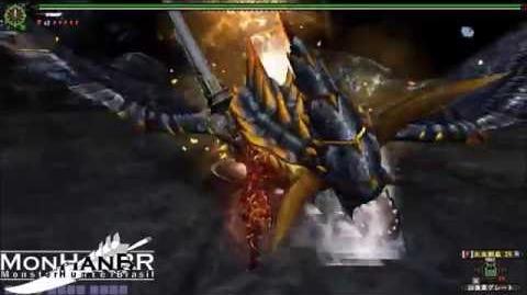 メラギナス - 大剣 (Meraginasu HR5 - Great Sword) 2 07 min