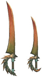 FrontierGen-Dual Blades 021 Low Quality Render 001