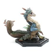 Capcom Figure Builder Plus Volume 4-Lagiacrus Figure 001