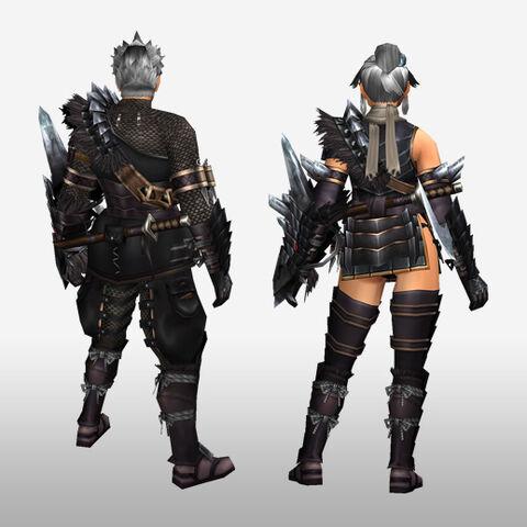 File:FrontierGen-Kuroin G Armor (Gunner) (Back) Render.jpg
