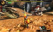MH4U-Brute Tigrex and Stygian Zinogre Screenshot 001