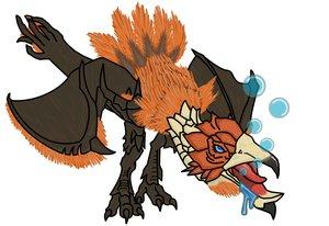 File:Monster Hunter Bird Brain by baka saru89.png.jpg
