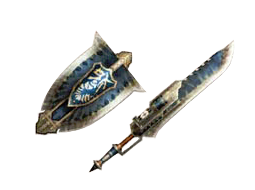 MH4-Charge Blade Render 001