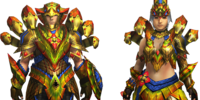 Najarala Armor (Gunner) (MH4)