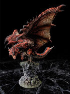 Capcom Figure Builder Creator's Model Rathalos 001