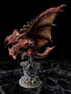 Capcom Figure Builder Creator's Model Rathalos 001