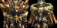 Seltas Z Armor (Blademaster) (MH4U)