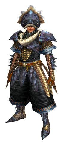 File:FrontierGen-Lava G Armor (Male) (Blademaster) (Front) Render.jpg