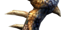 Tigrex Great Sword