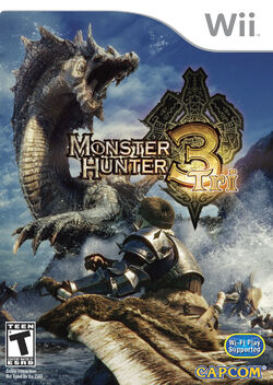 Game Cover-MH3 US