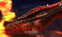 MH4U-Crimson Fatalis Head Break 001