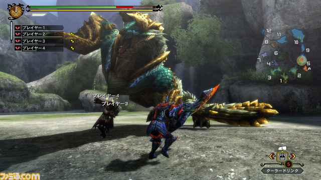 File:MH3U-Zinogre vs hunter 12.jpg