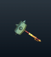 File:MH4U-Relic Hammer 004 Render 003.png