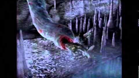 Monster Hunter Freedom Unite - Khezu Ecology