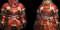 Kaiser Armor (Blademaster) (MH4U)