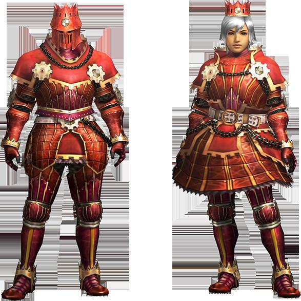 Empress Armor Mh4u Mh4u-kaiser Armor