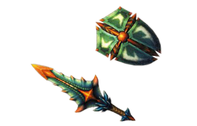 MH4-Sword and Shield Render 033