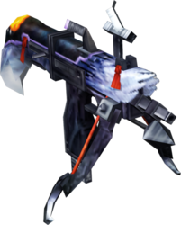MH4U-Light Bowgun Render 999