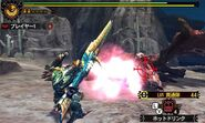 MH4U-Pink Rathian Screenshot 010