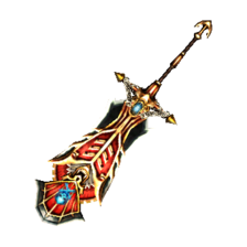 MH4-Great Sword Render 061