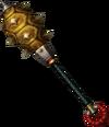 MHP3-Felyne Weapon Render 007