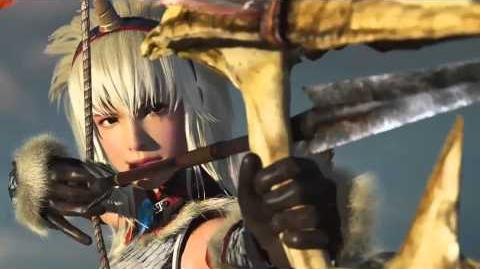 Monster Hunter Online CGI Trailer