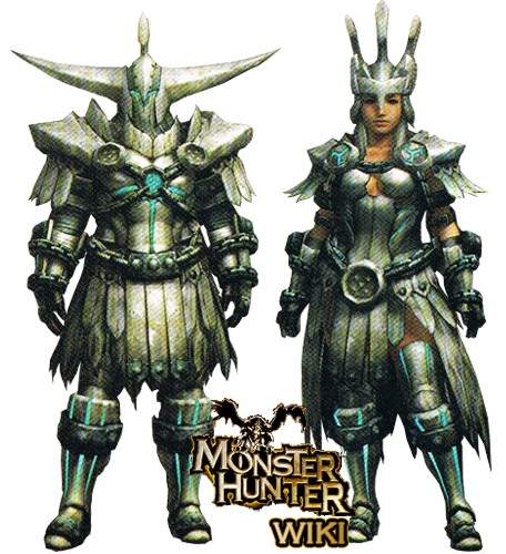 Ceadeus Armor (Blade) | Monster Hunter Wiki | FANDOM ...