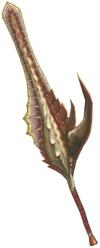 FrontierGen-Great Sword 010 Low Quality Render 001