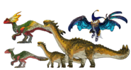 MHGen-Monster Concept Art 001