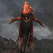 FrontierGen-Lavasioth Subspecies Screenshot 003