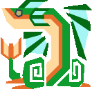 MH10th-Green Plesioth Icon
