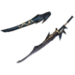 MH3U-Long Sword Render 008