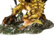 Capcom Figure Builder Creator's Model Gold Rathian 004