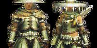 Strider Armor (Blademaster) (MH3U)