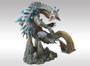 Capcom Figure Builder Creator's Model Ivory Lagiacrus 001