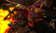 MH4U-Teostra Screenshot 001