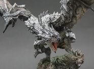 Capcom Figure Builder Creator's Model Silver Rathalos 008