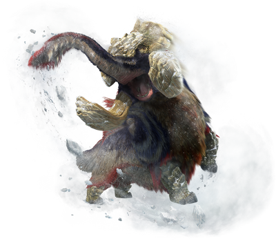 MHGen-Gammoth Render 002