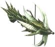 FrontierGen-Light Bowgun 016 Low Quality Render 001