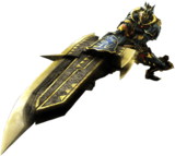 MH4U-Switch Axe Equipment Render 001