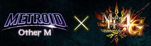 Logo-Metroid Other M x MH4G