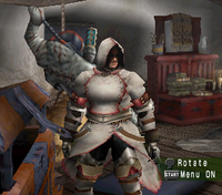 Khezu Armor